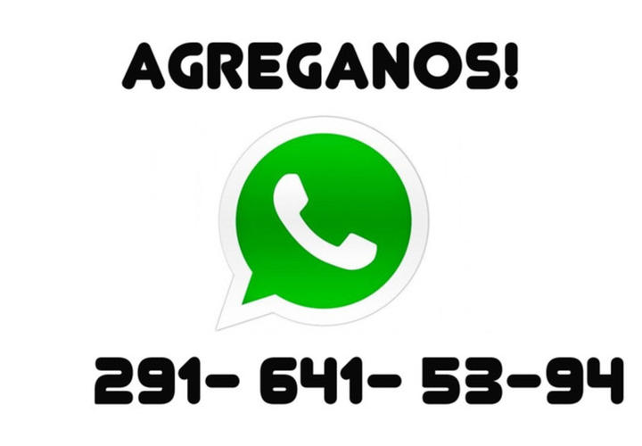 AGREGANOS!